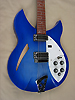 Rickenbacker Guitars Ric 330 Twelve String Guitar
